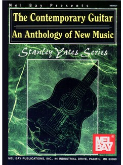 The Contemporary Guitar: An Anthology Of New Music Books | Guitar