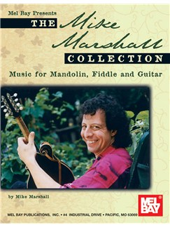 The Mike Marshall Collection Books | Mandolin