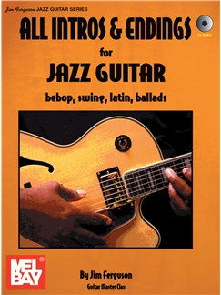 All Intros and Endings for Jazz Guitar Books and CDs | Guitar, Guitar Tab