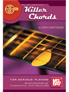 Gig Savers: Killer Chords for Serious Players Books | Guitar