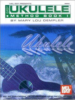 Easy Ukulele Method Book 1 Books | Ukulele