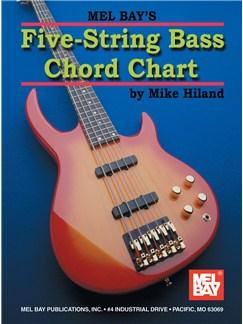 Five-String Bass Chord Chart  | Bass Guitar