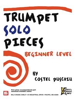 Trumpet Solo Pieces - Beginner Level Books | Trumpet