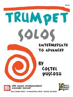 Trumpet Solos - Intermediate to Advanced Books | Trumpet