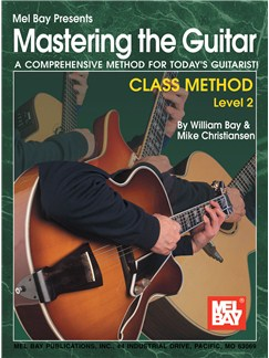 Mastering the Guitar Class Method Level 2 Books | Guitar, Guitar Tab
