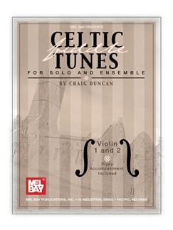 Celtic Fiddle Tunes for Solo and Ensemble - Violin 1 and 2 Books | Violin
