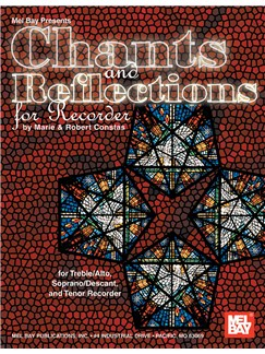 Chants and Reflections for Recorder Books | Recorder (Trio)