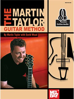 The Martin Taylor Guitar Method (Book/Online Audio) Books and Digital Audio | Guitar