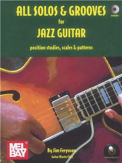 All Solos and Grooves for Jazz Guitar Books and CDs | Guitar