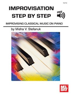 Improvisation Step By Step Books | Piano