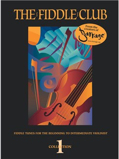 The Fiddle Club Collection 1 Books | Violin