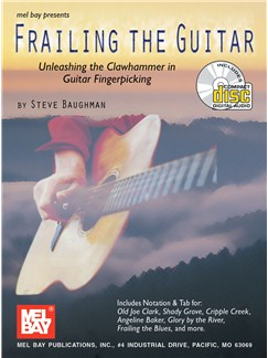 Frailing the Guitar Books and CDs | Guitar, Guitar Tab
