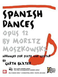 Spanish Dances, Opus 12. Books | Guitar