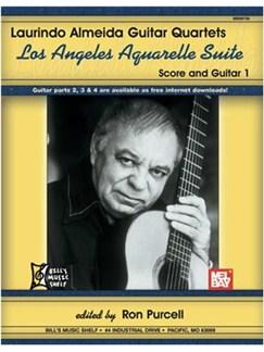 Laurindo Almeida Guitar Quartets: Books | Guitar