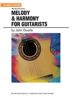 Melody & Harmony for Guitarists Books | Guitar