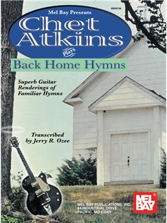 Chet Atkins Plays Back Home Hymns Books | Guitar, Guitar Tab