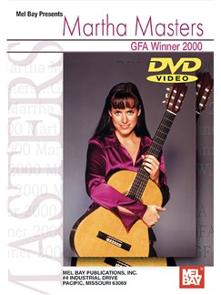 Martha Masters: GFA Winner 2000 DVDs / Videos | Guitar