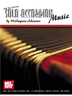 Solo Accordion Music Books | Accordion