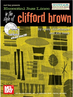 'Essential Jazz Lines' In The Style Of - Clifford Brown Books | Guitar Tab (with Chord Symbols)