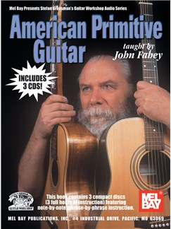 American Primitive Guitar Books and CDs | Guitar
