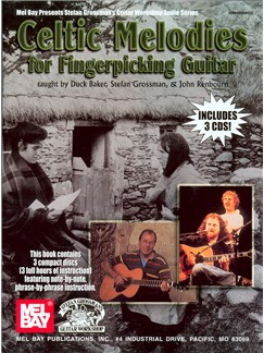 Celtic Melodies For Fingerpicking Guitar Books and CDs | Guitar