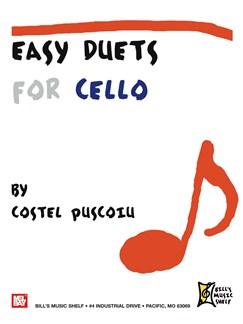 Easy Duets for Cello Books | Cello