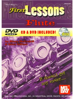 First Lessons Flute Books, CDs and DVDs / Videos | Flute