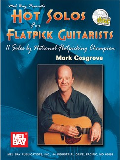 Hot Solos for Flatpick Guitarists Books and CDs | Guitar, Guitar Tab