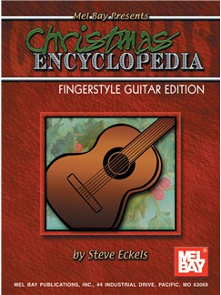 Christmas Encyclopedia - Fingerstyle Guitar Edition Books | Guitar