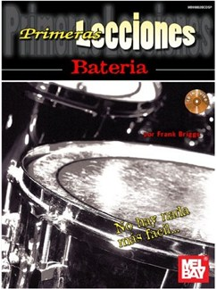 First Lessons Drumset, Spanish Edition Books and CDs | Drums