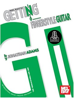 Getting Into Fingerstyle Guitar Books | Guitar