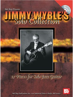 Jimmy Wyble's Solo Collection Books and CDs | Guitar
