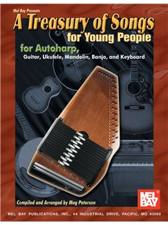 A Treasury of Songs for Young People Books | Autoharp, Zither
