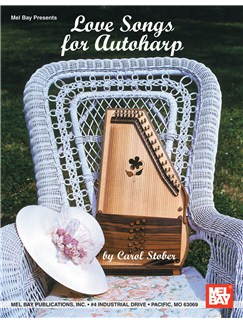 Love Songs for Autoharp Books | Autoharp, Zither