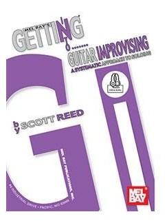 Getting Into Guitar Improvising (Book/Online Audio) Books | Guitar