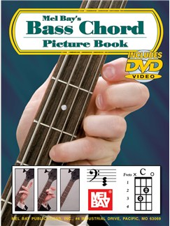 Bass Chord Picture Book Books and DVDs / Videos | Bass Guitar