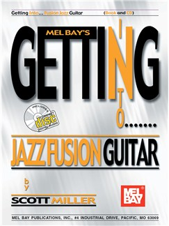 Getting Into Jazz Fusion Guitar Books and CDs | Guitar, Guitar Tab