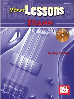 Jay Farmer: First Lessons (Bass) Books | Bass Guitar