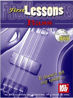First Lessons Bass, Spanish Edition Books and CDs | Bass Guitar
