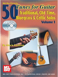 50 Tunes for Guitar, Volume 1 Books and CDs | Guitar, Guitar Tab
