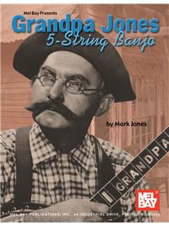 Grandpa Jones 5-String Banjo Books | Banjo