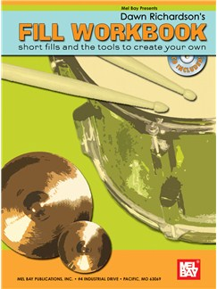 Fill Workbook Books and CDs | Drums
