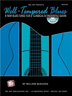 Well Tempered Blues Books and CDs | Guitar, Guitar Tab
