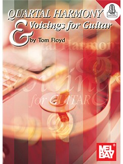 Tom Floyd: Quartal Harmony And Voicings For Guitar (Book/Online Audio) Books and Digital Audio | Guitar