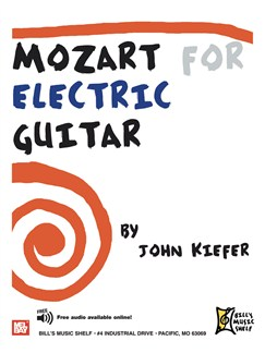 Mozart for Electric Guitar Books | Guitar, Guitar Tab