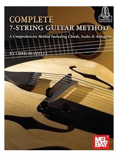 Complete Seven-String Guitar Method (Book/CD) Books and CDs | Guitar
