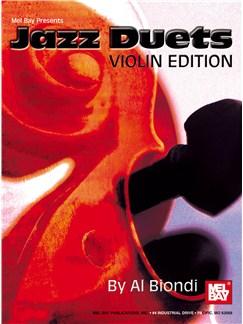 Jazz Duets, Violin Edition Books | Violin