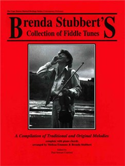 Brenda Stubbert's Collection Of Fiddle Tunes Books | Violin
