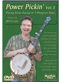 Power Pickin', Vol. 3 DVDs / Videos | Banjo