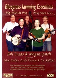 Bluegrass Jamming Essentials - Power Pickin' Vol. 5 DVDs / Videos |